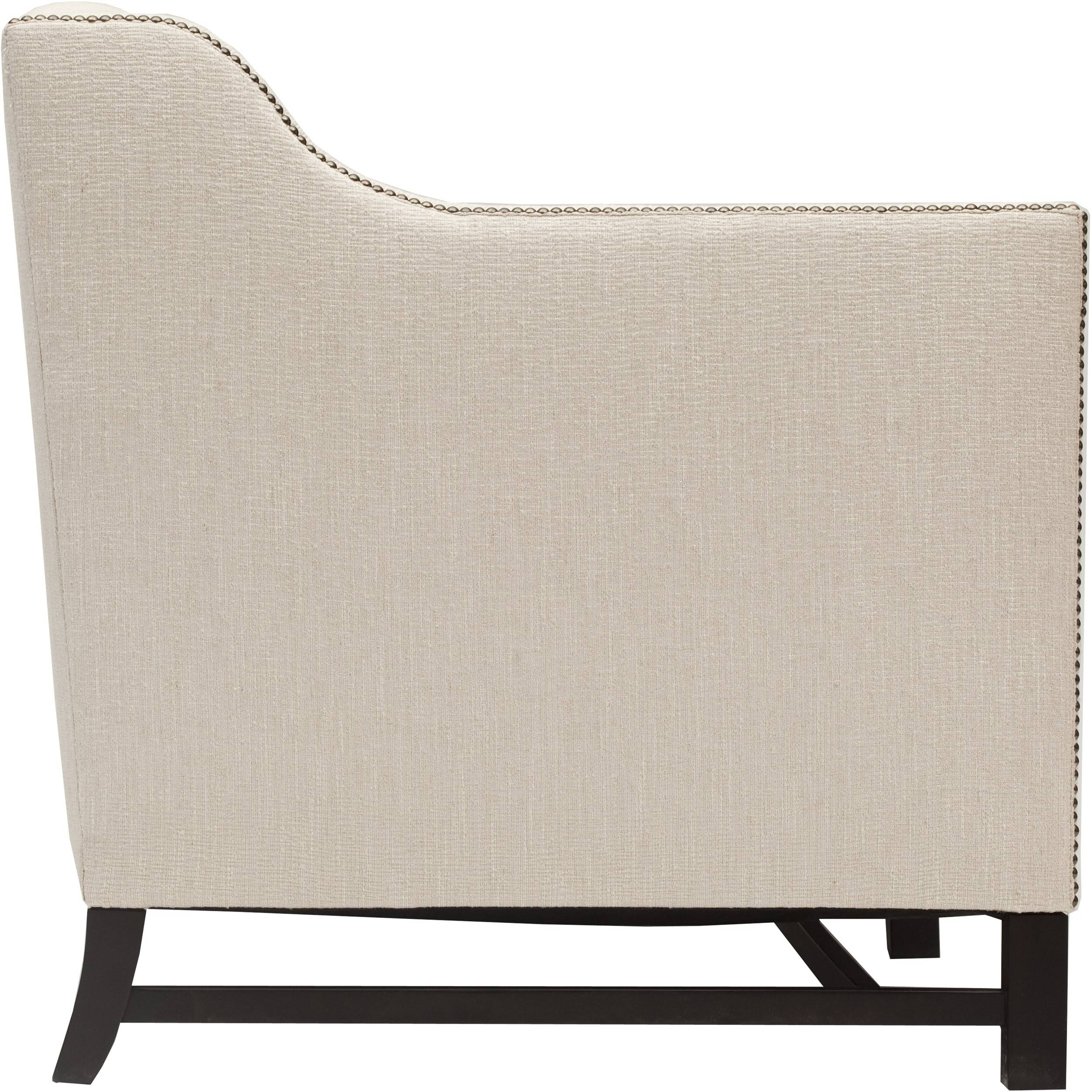 Chatham Sofa, Cream - Fabric - Sofas - Furniture in Fabric Sofas (Image 3 of 30)