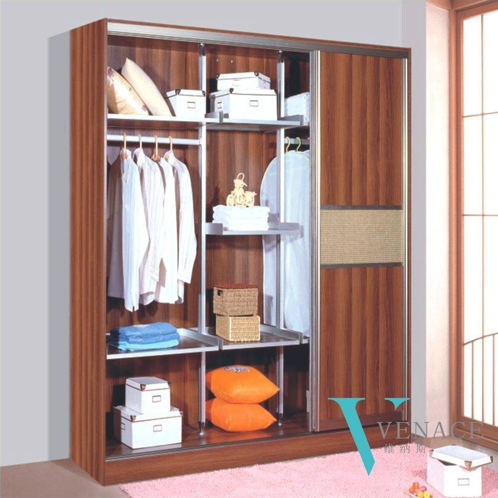 Cheap Aluminium Bedroom Designs Metal Wardrobe - Buy Wardrobe with Cheap Bedroom Wardrobes (Image 3 of 15)