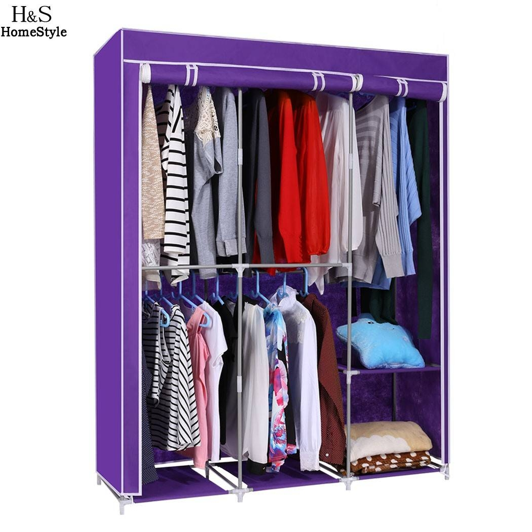 Cheap Black Wardrobes Promotion-Shop For Promotional Cheap Black inside Cheap Black Wardrobes (Image 2 of 15)