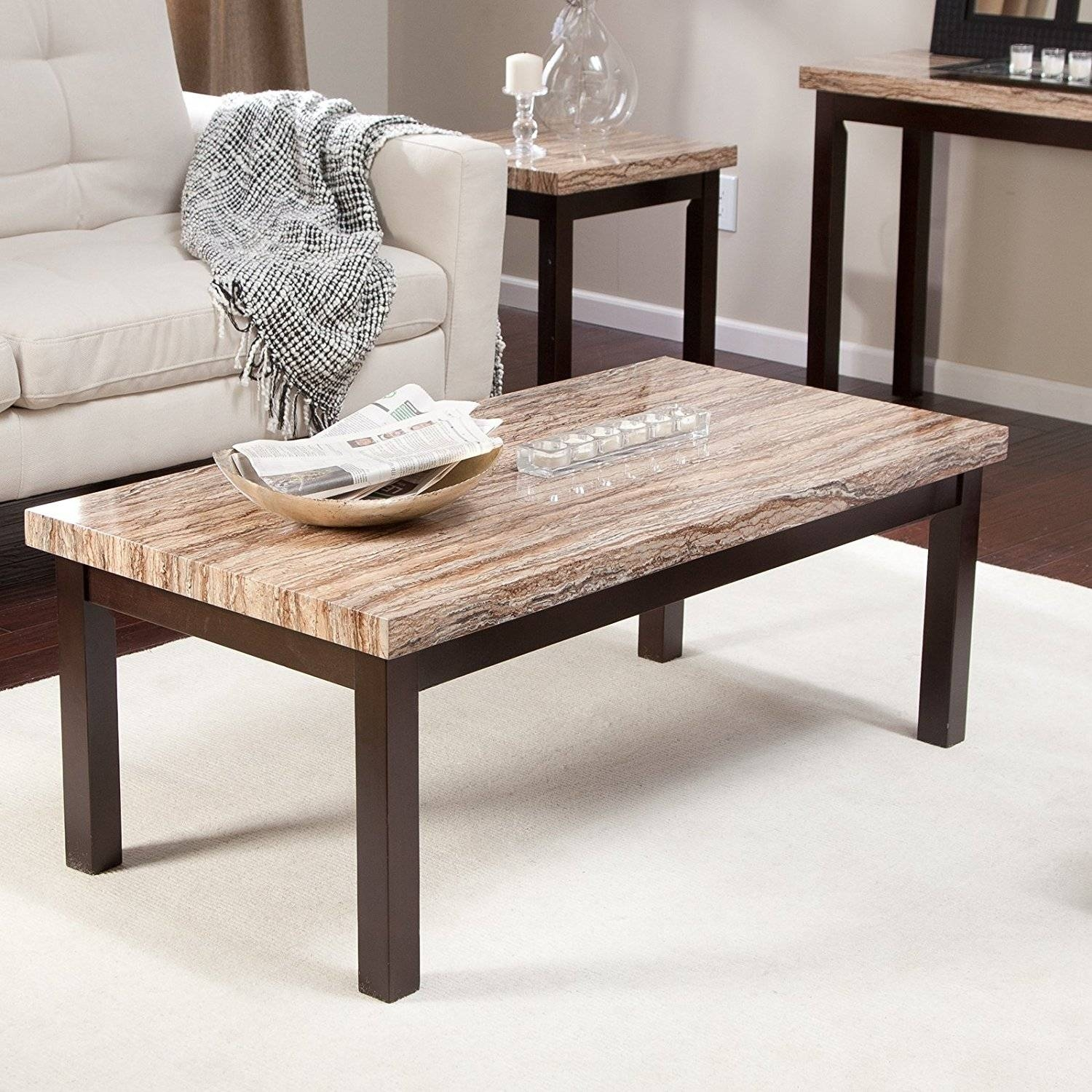 Cheap Coffee Tables Under $100 That Work For Every Style intended for Cheap Coffee Tables (Image 7 of 30)