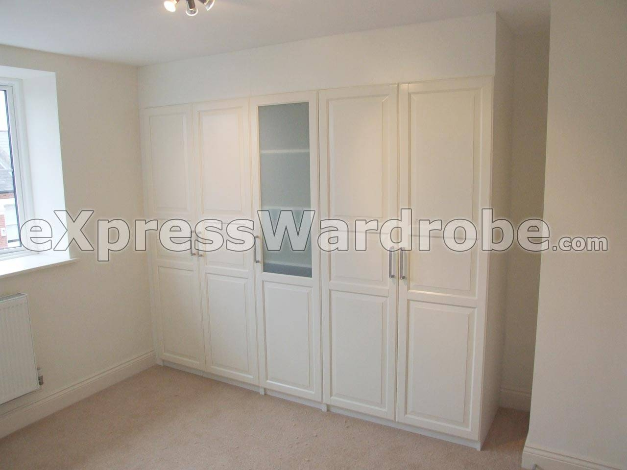 Cheap Fitted Wardrobes | Fitted Bedrooms | Fitted Bedroom intended for Wardrobes Cheap (Image 5 of 15)