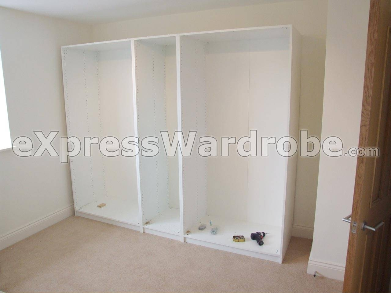 Cheap Fitted Wardrobes | Fitted Bedrooms | Fitted Bedroom within Cheap Bedroom Wardrobes (Image 9 of 15)