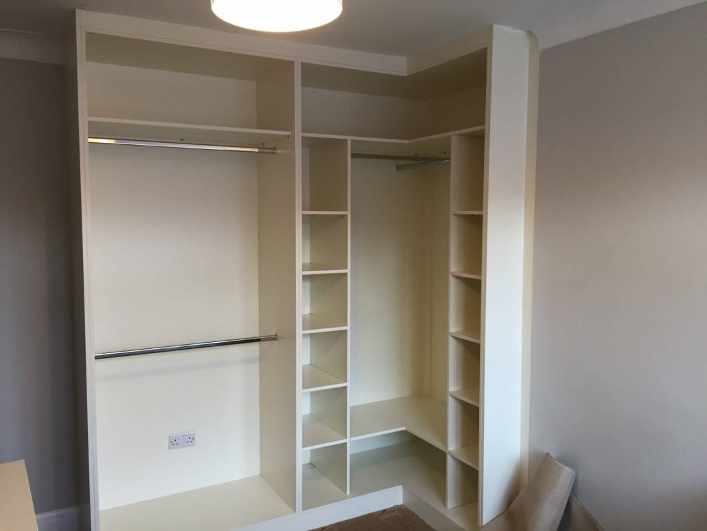Cheap Fitted Wardrobes | Recent Work with Cheap Corner Wardrobes (Image 4 of 15)
