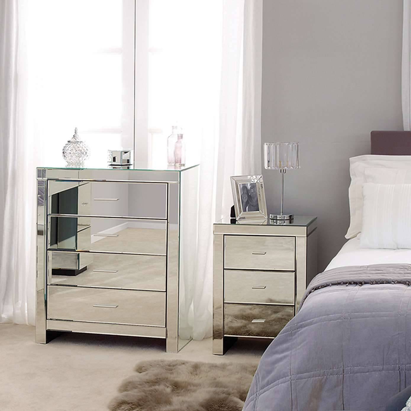 Cheap Mirrored Bedroom Furniture 143 Nice Decorating With Image Of in Cheap Mirrored Wardrobes (Image 1 of 15)