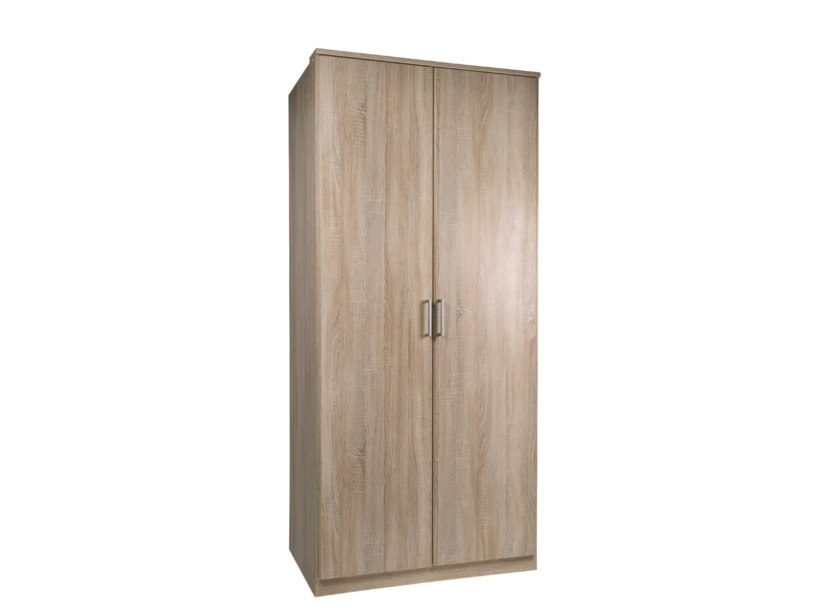 Cheap Wardrobes | Bedroom Furniture For Sale | Double Wardrobe inside Cheap Double Wardrobes (Image 6 of 15)