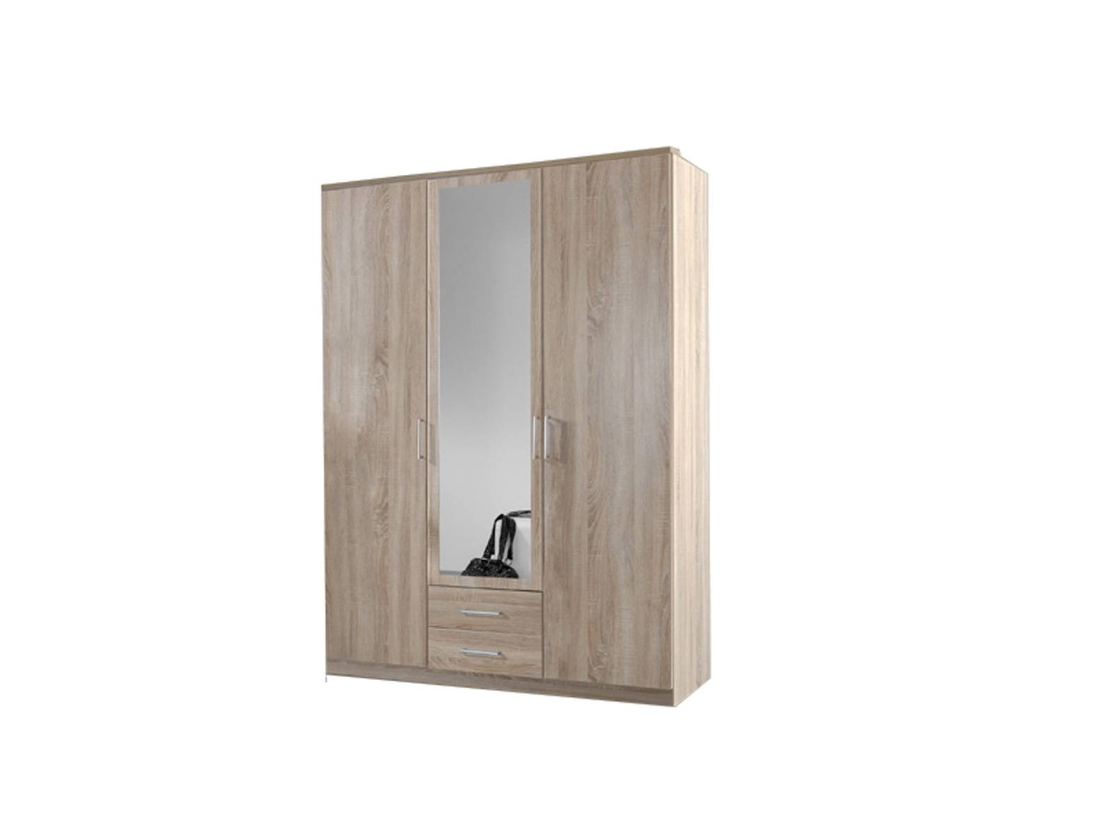 Cheap Wardrobes | Bedroom Furniture For Sale | Double Wardrobe With Regard To Cheap Double Wardrobes (View 7 of 15)