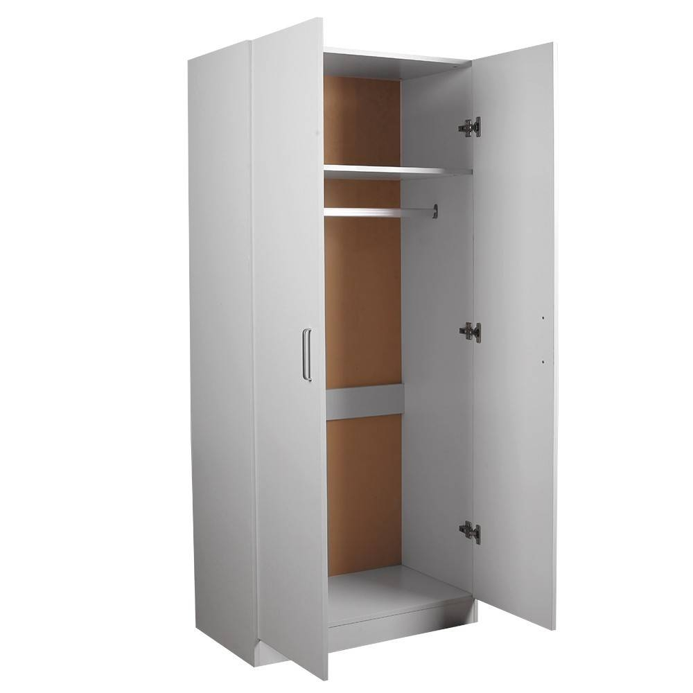 Cheap Wardrobes & Pantry & Cupboard In Sydney, Brand New, Good intended for Cheap White Wardrobes (Image 2 of 15)
