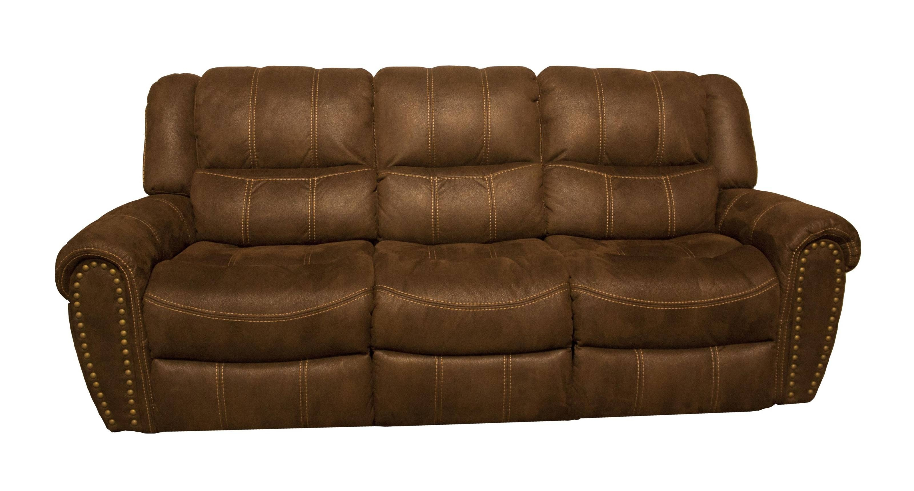 Cheers Sofa Xw9507M 374 Casual Power Reclining Sofa With Nailhead in Sofa Chair Recliner (Image 6 of 30)