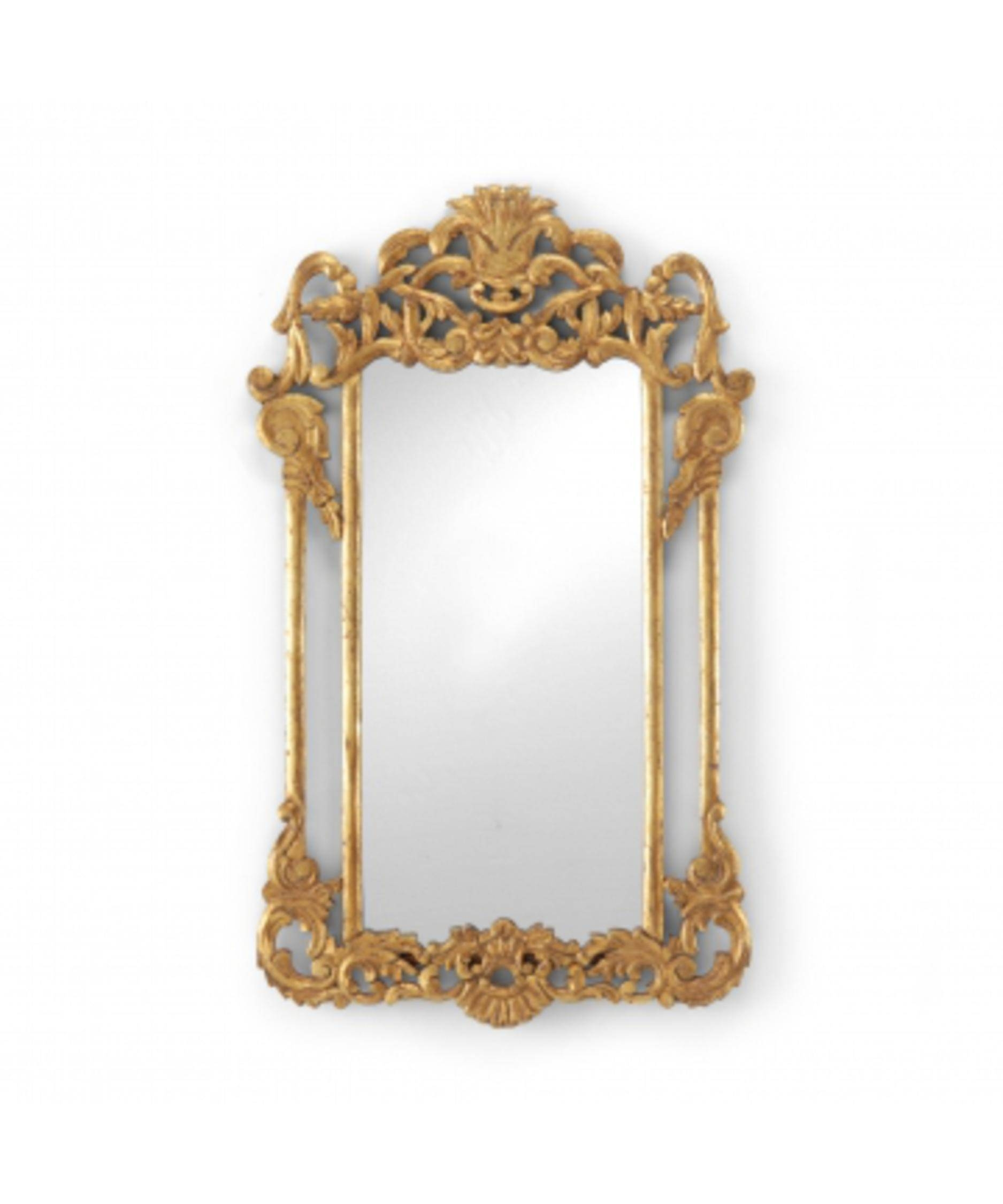 Chelsea House 381484 Ornate Framed Wall Mirror | Capitol Lighting regarding Ornate Mirrors (Image 12 of 25)