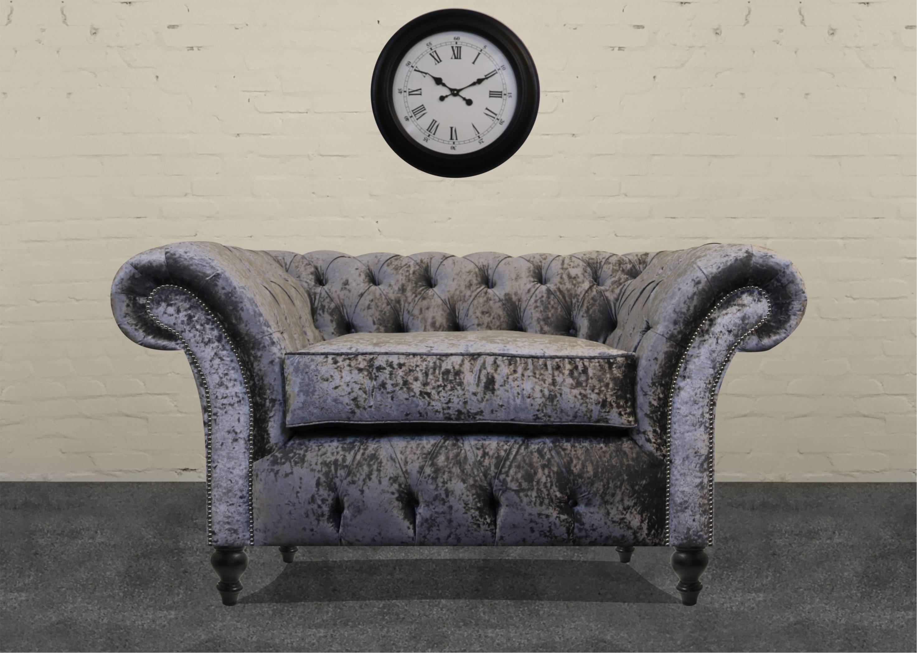 Chesterfield Snuggle Chair Archives - Timeless Sofas - Handmade inside Snuggle Sofas (Image 5 of 30)