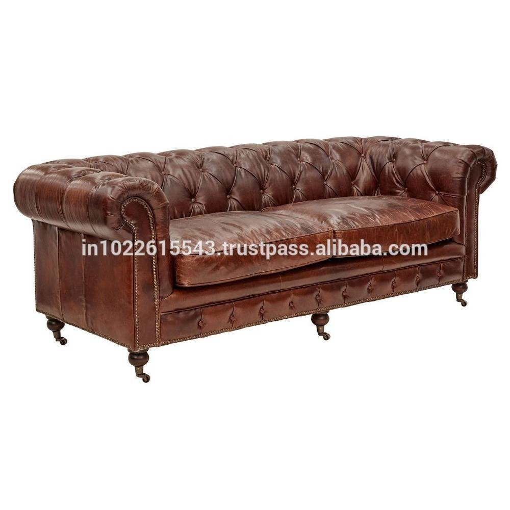 Chesterfield Sofa, Chesterfield Sofa Suppliers And Manufacturers intended for Chesterfield Furniture (Image 13 of 30)