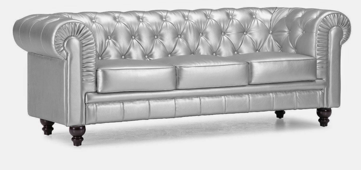 Chesterfield Sofa with regard to Funky Sofas For Sale (Image 3 of 30)