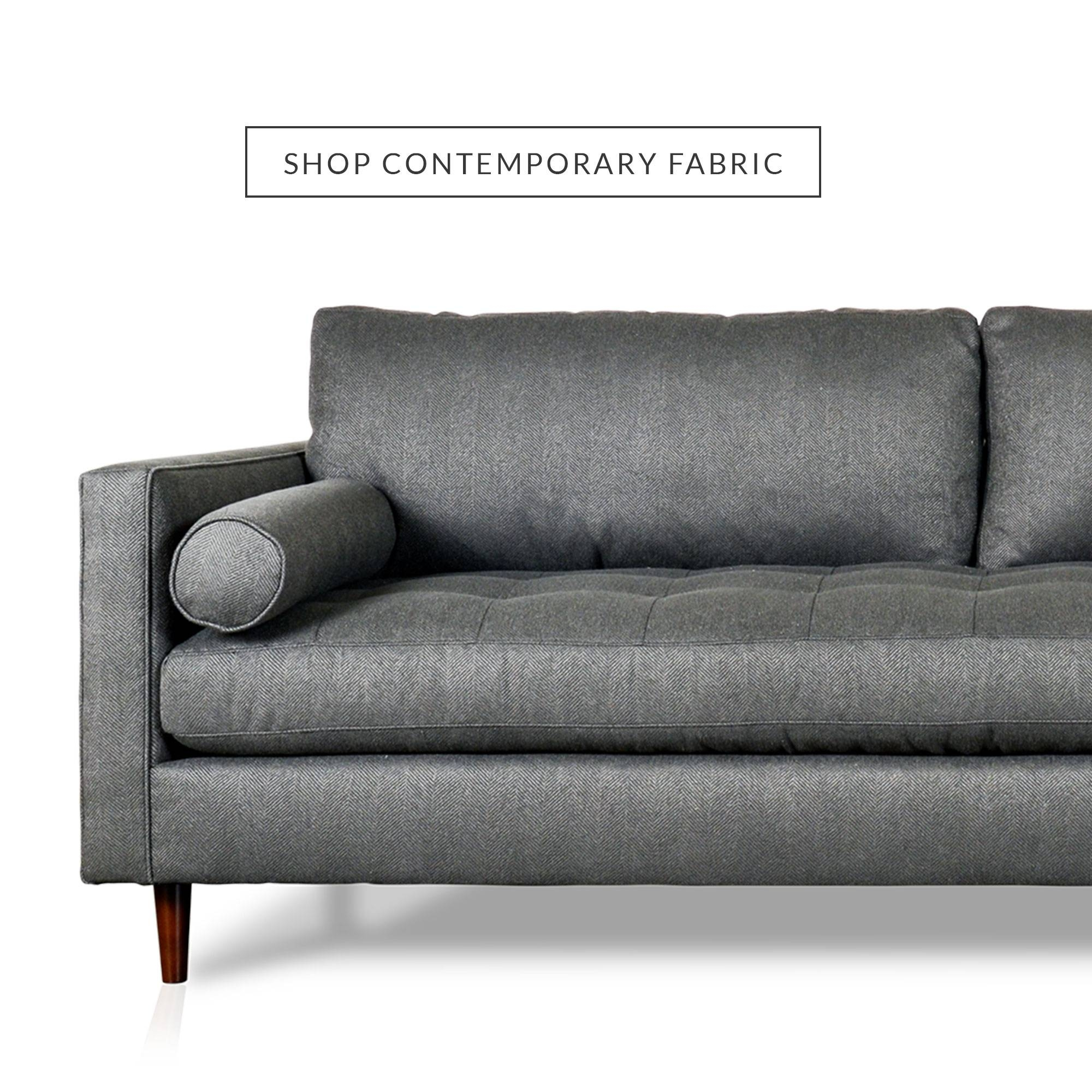 Chesterfield Sofas, Modern Furniture Made In Usa | Cococohome pertaining to Customized Sofas (Image 3 of 30)