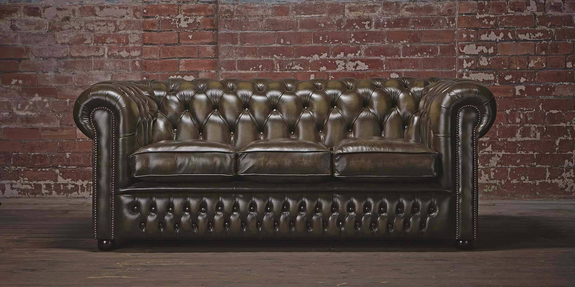 Chesterfields Of England | The Original Chesterfield Company With Regard To Chesterfield Sofas (View 19 of 30)