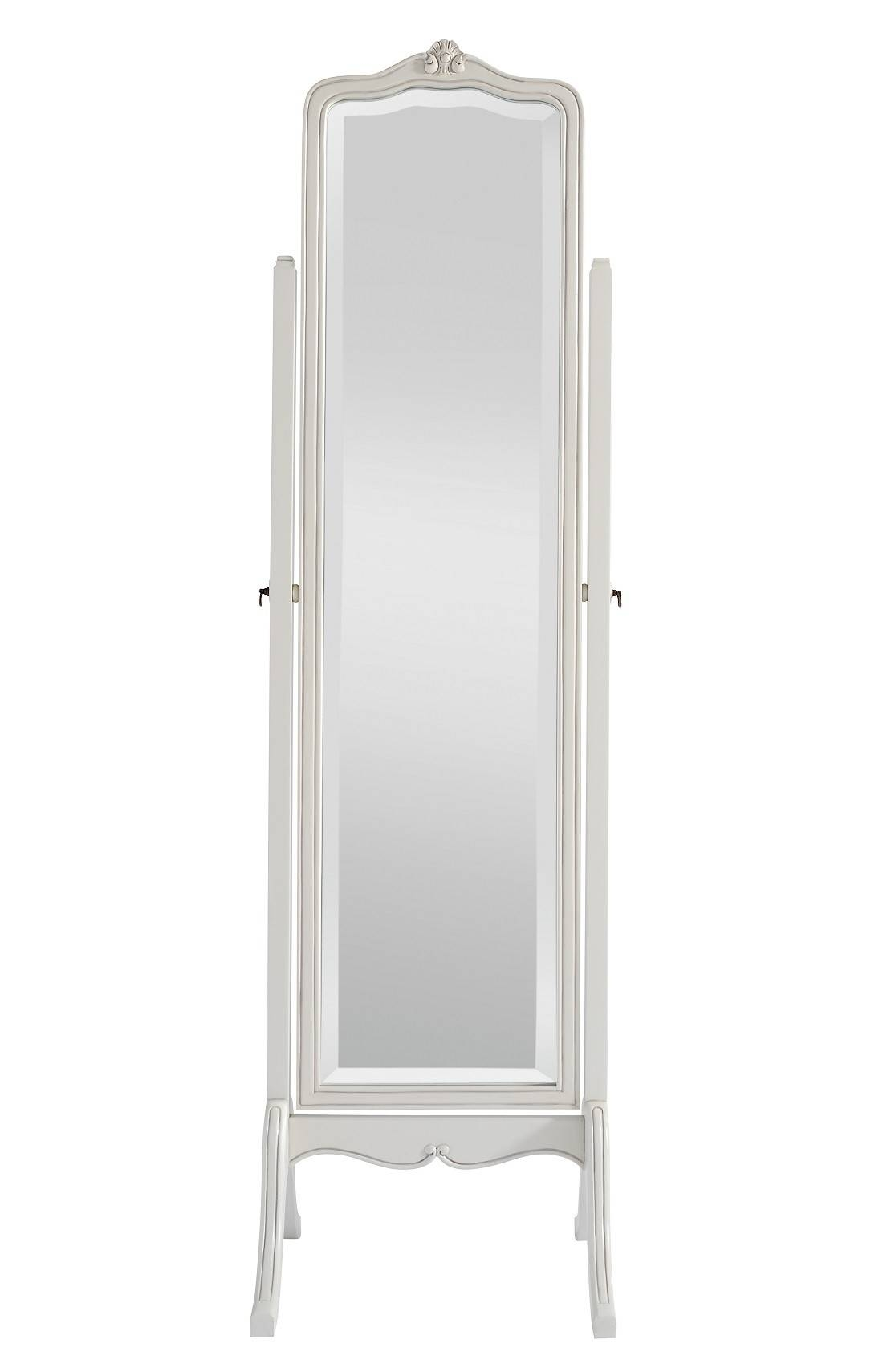 Cheval Mirrors | Oak | Oak Furniture Uk pertaining to Silver Cheval Mirrors (Image 5 of 25)