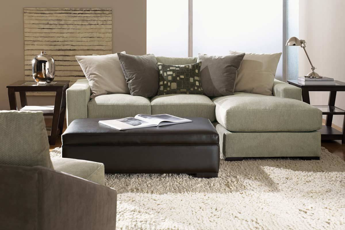 Chez Long Sofa - Leather Sectional Sofa with regard to Long Chaise Sofa (Image 5 of 25)