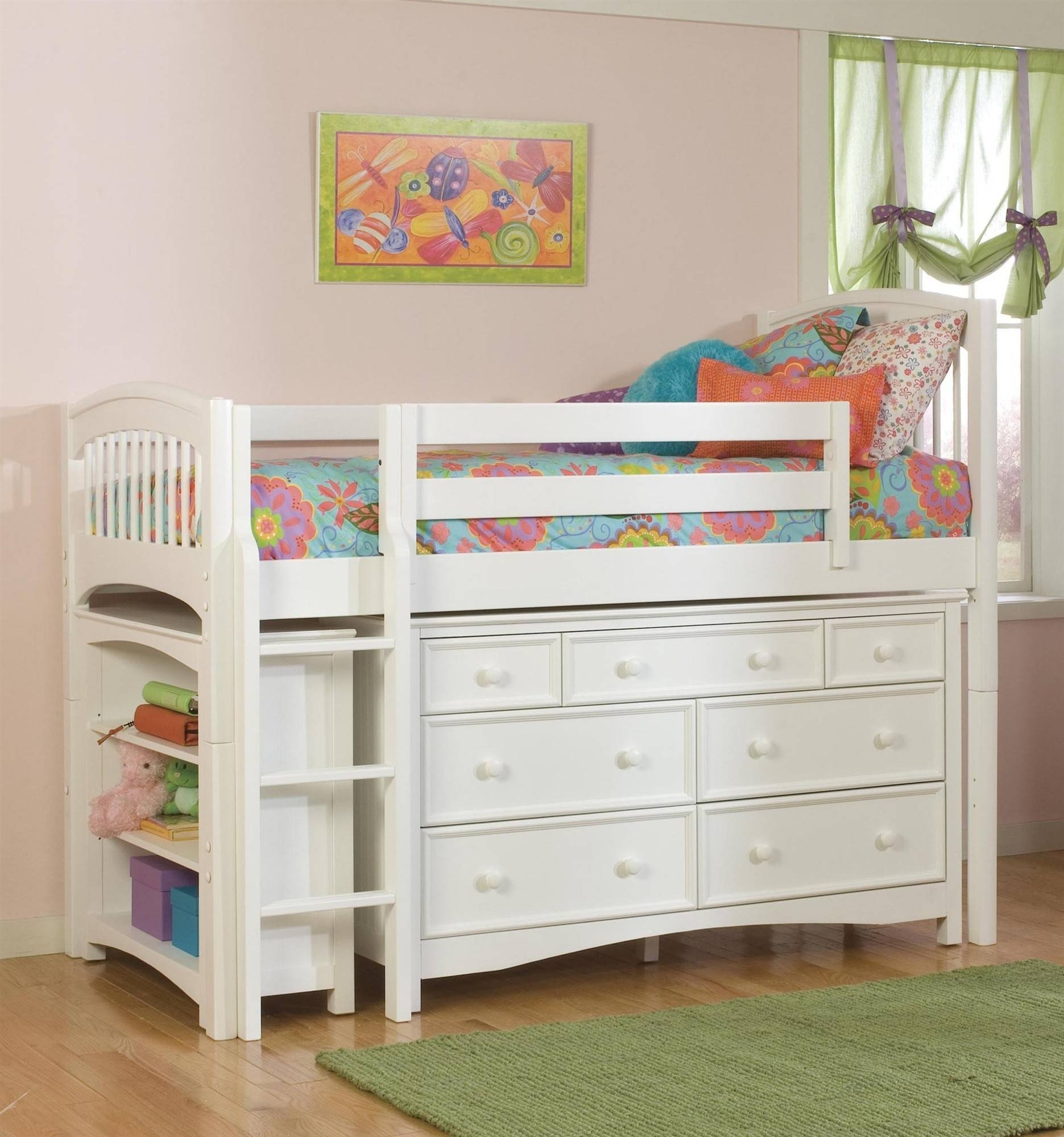 Children Beds - Hypnofitmaui for Childrens Bed With Wardrobes Underneath (Image 3 of 15)