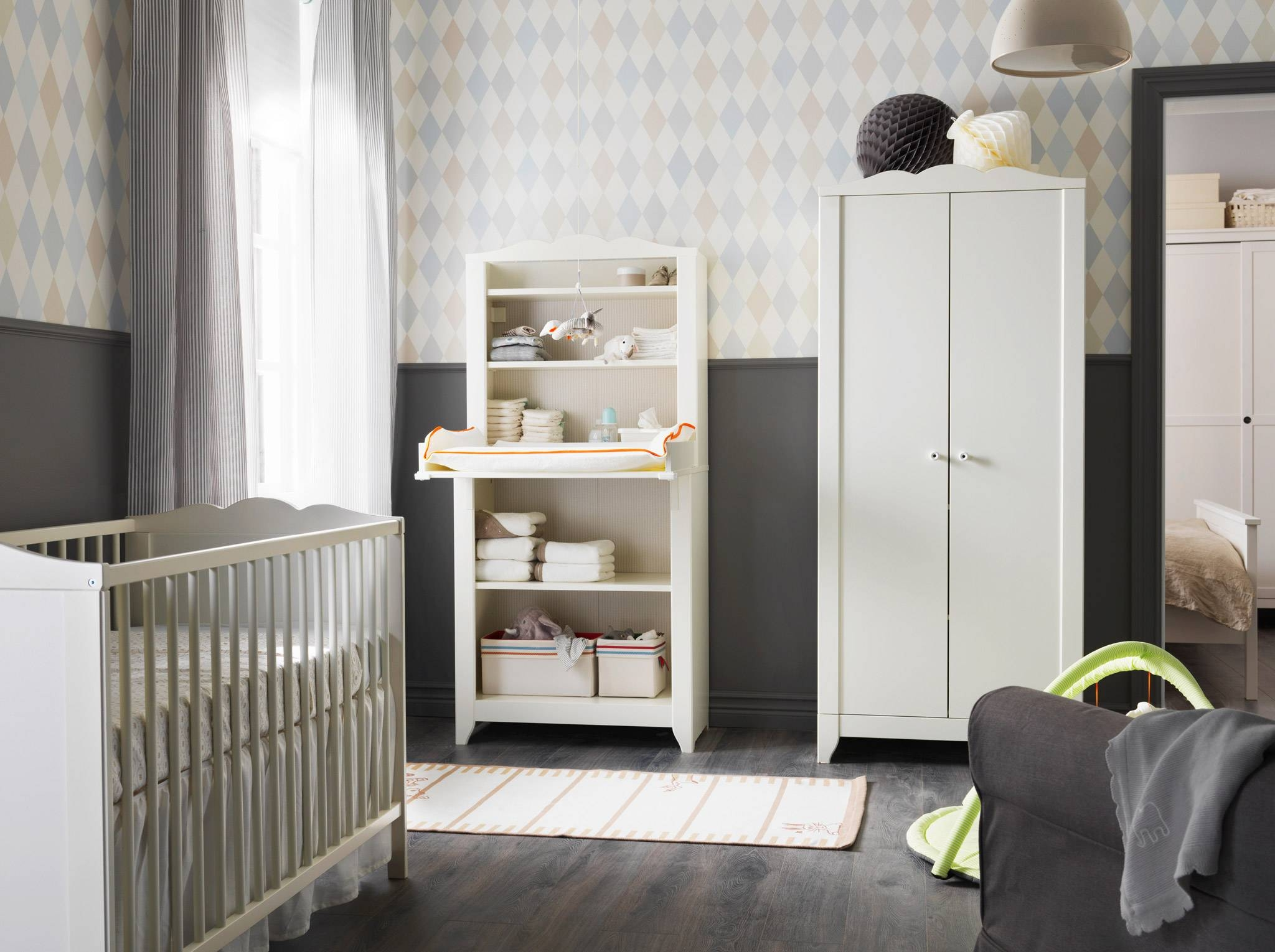 Childrens Furniture & Childrens Ideas | Ikea Ireland intended for Childrens Wardrobes With Drawers And Shelves (Image 11 of 30)