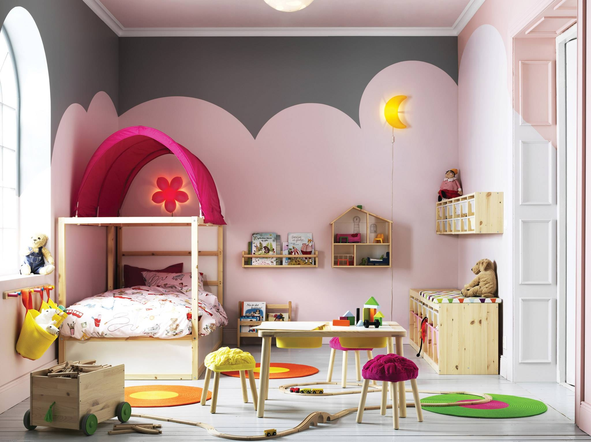 Childrens Furniture & Childrens Ideas | Ikea Ireland pertaining to Childrens Bed With Wardrobes Underneath (Image 6 of 15)