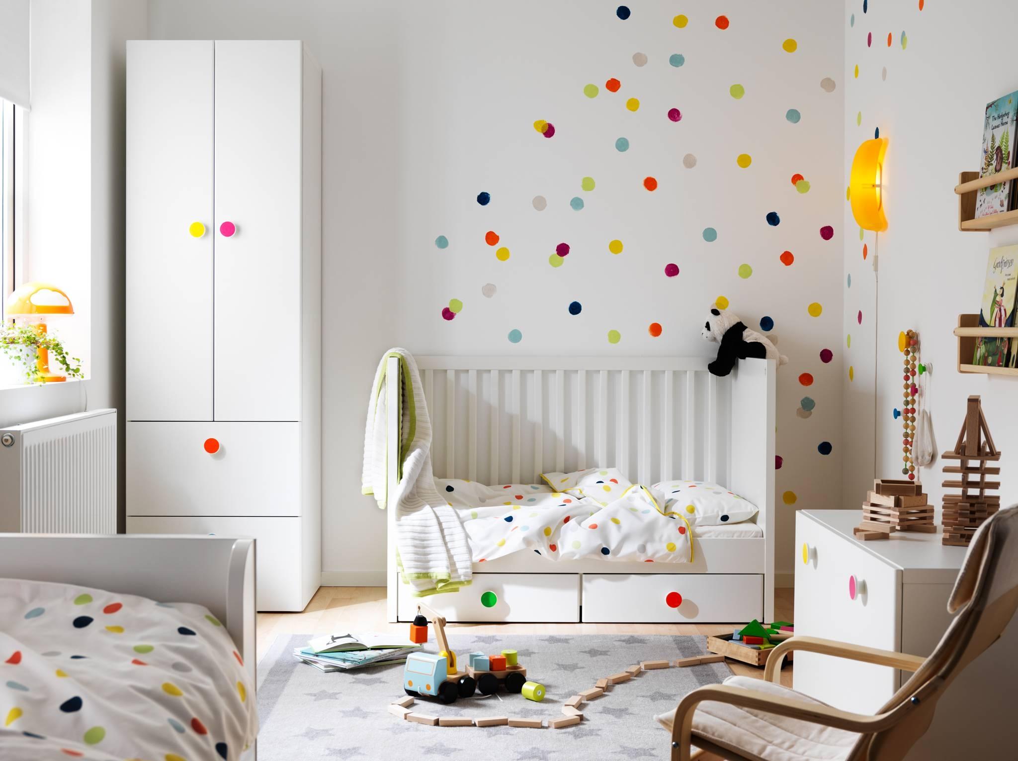 Childrens Furniture & Childrens Ideas | Ikea Ireland Regarding Childrens Double Rail Wardrobes (View 17 of 30)