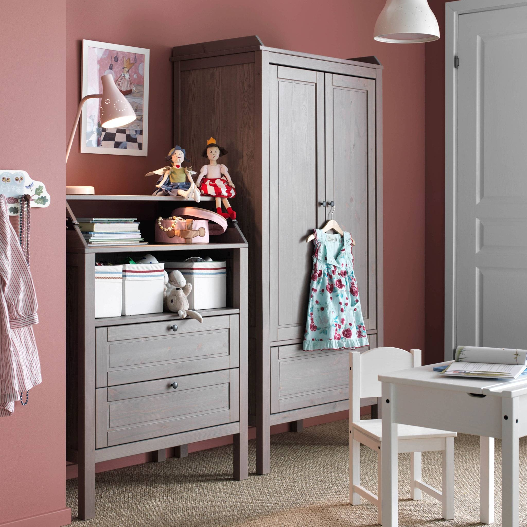 Children's Furniture & Ideas | Ikea in Wardrobes And Drawers Combo (Image 10 of 15)