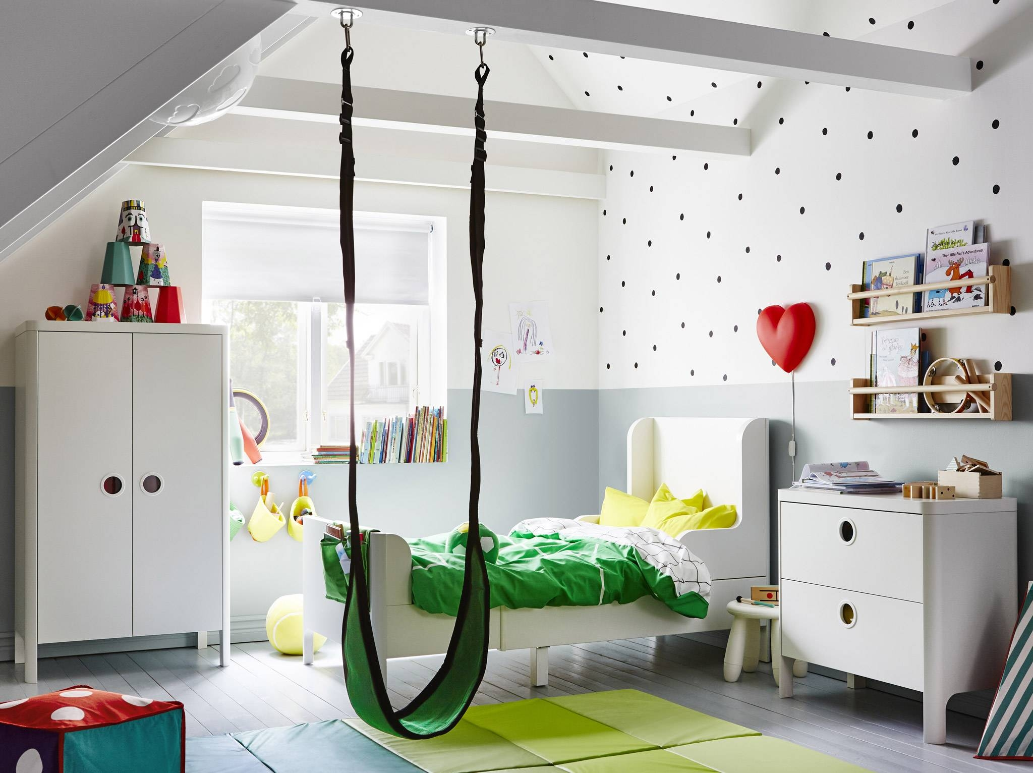 Children's Furniture & Ideas | Ikea intended for Childrens Bed With Wardrobes Underneath (Image 4 of 15)