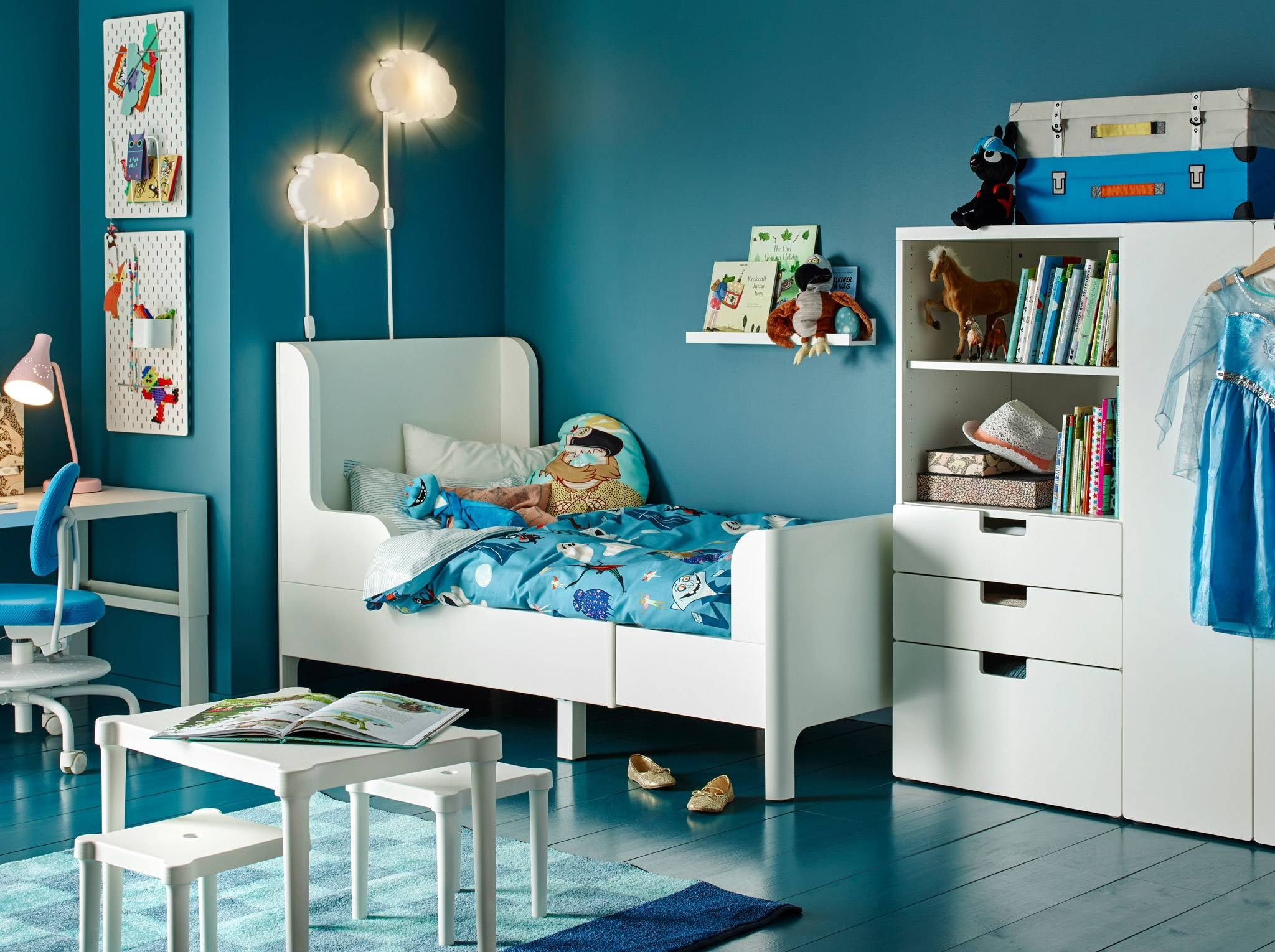 Children's Furniture & Ideas | Ikea pertaining to Childrens Bedroom Wardrobes (Image 20 of 30)