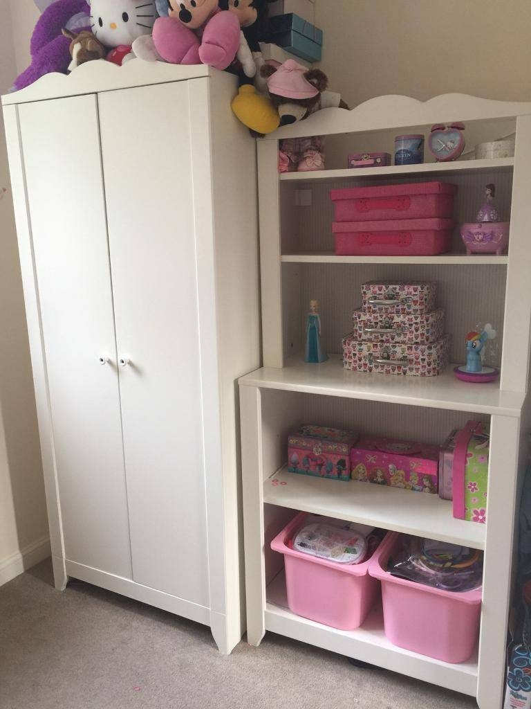 Childrens Hanging Rail Ads Buy & Sell Used – Find Great Prices Intended For Childrens Double Rail Wardrobes (View 18 of 30)