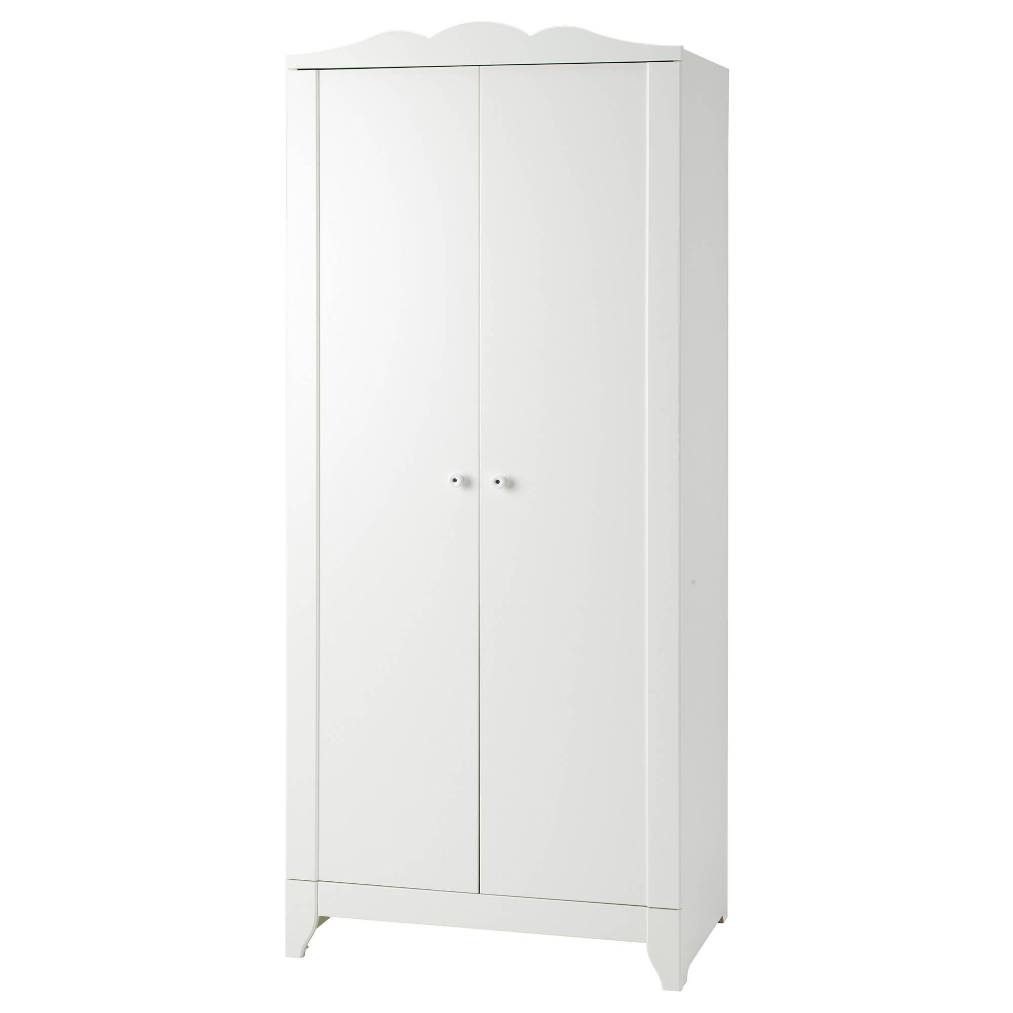 Children's Wardrobes - Nursery Wardrobes - Ikea for Childrens Wardrobes White (Image 4 of 15)
