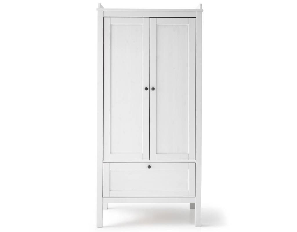 Children's Wardrobes - Nursery Wardrobes - Ikea for White Wicker Wardrobes (Image 3 of 15)