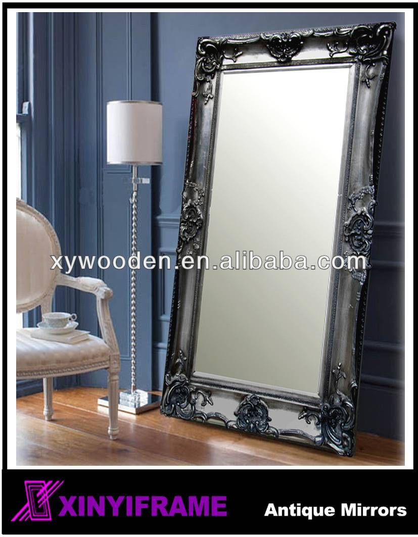 China Baroque Big Mirror Frame   Buy Decorate Mirror Frame For Big Silver Mirrors (Photo 13 of 25)