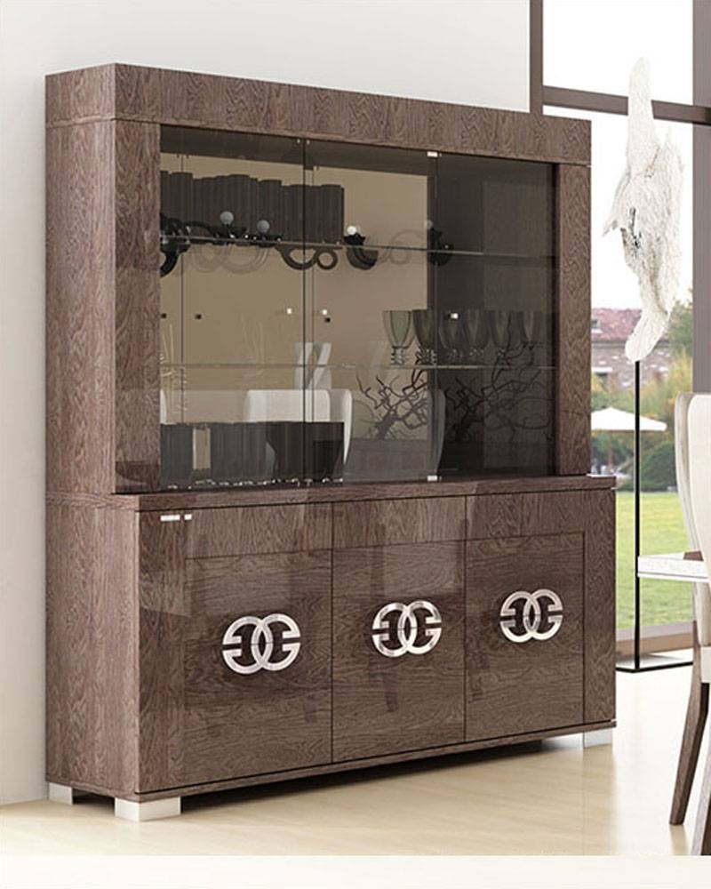 China Cabinet 33D505 throughout Contemporary Sideboard Cabinets (Image 5 of 30)