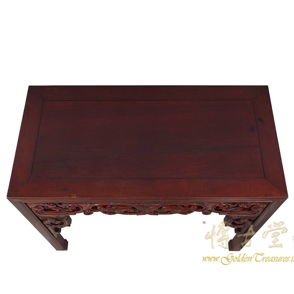 Chinese Antique Massive Carved Beech Wood Dragon Table 16Lp63 Intended For Dragon Coffee Tables (View 25 of 30)