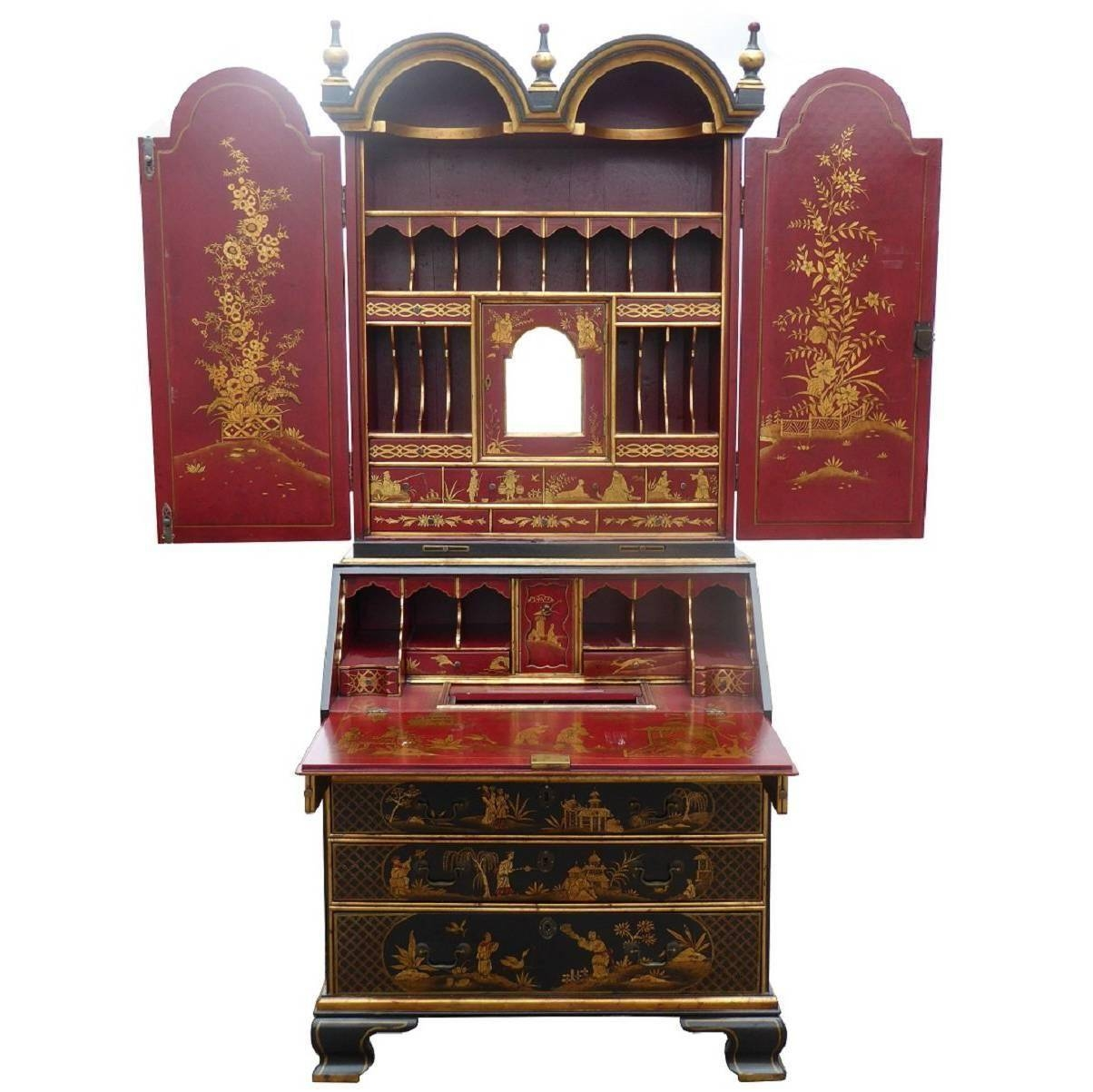 Chinoiserie Case Pieces And Storage Cabinets - 151 For Sale At 1Stdibs throughout Chinoiserie Sideboards (Image 13 of 30)