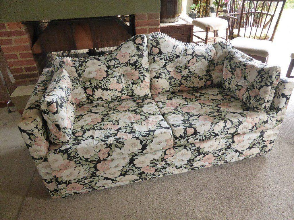 Chintz Sofa Bed – Rs Gold Sofa with regard to Chintz Sofa Beds (Image 10 of 30)