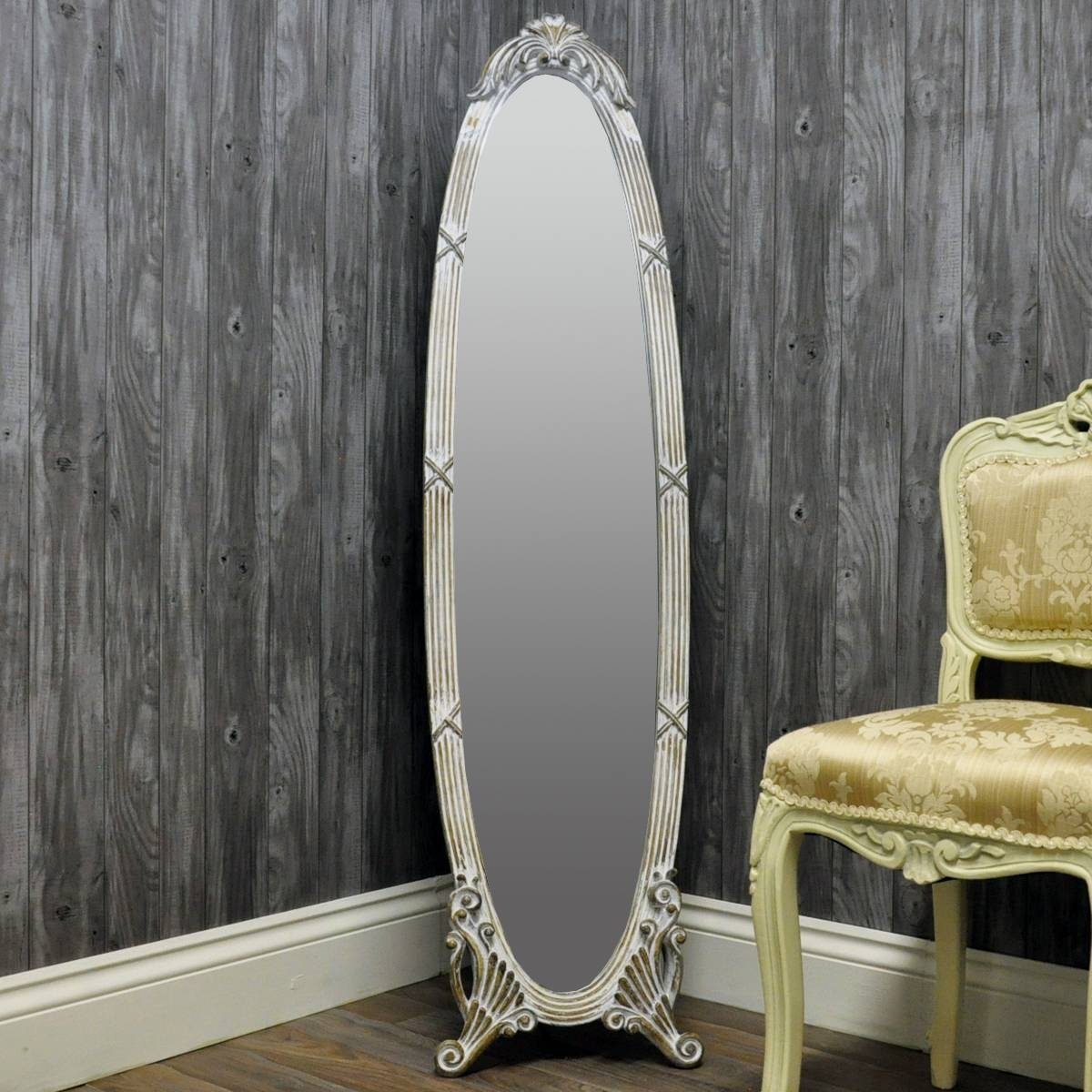 Choose From A Range Of Full Length Cheval Mirrors within Full Length Cheval Mirrors (Image 9 of 25)