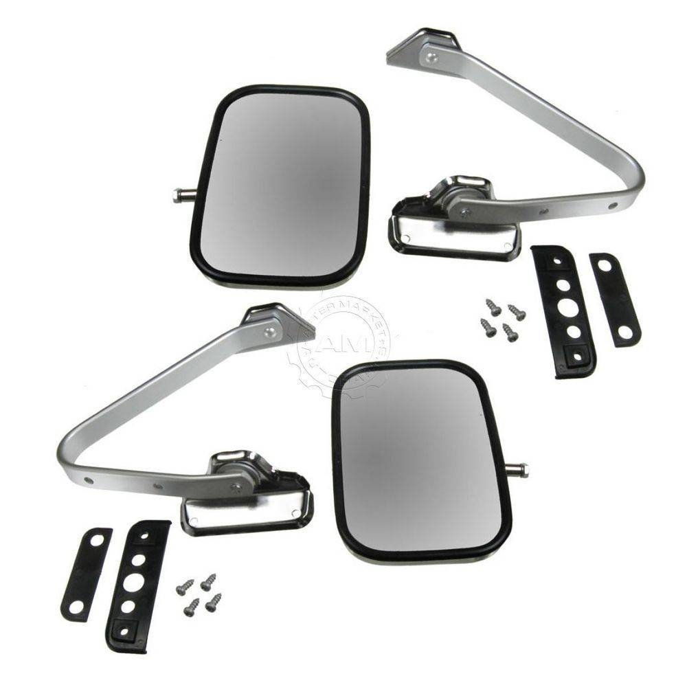Chrome Side Mirrors | Ebay with regard to Chrome Mirrors (Image 6 of 25)
