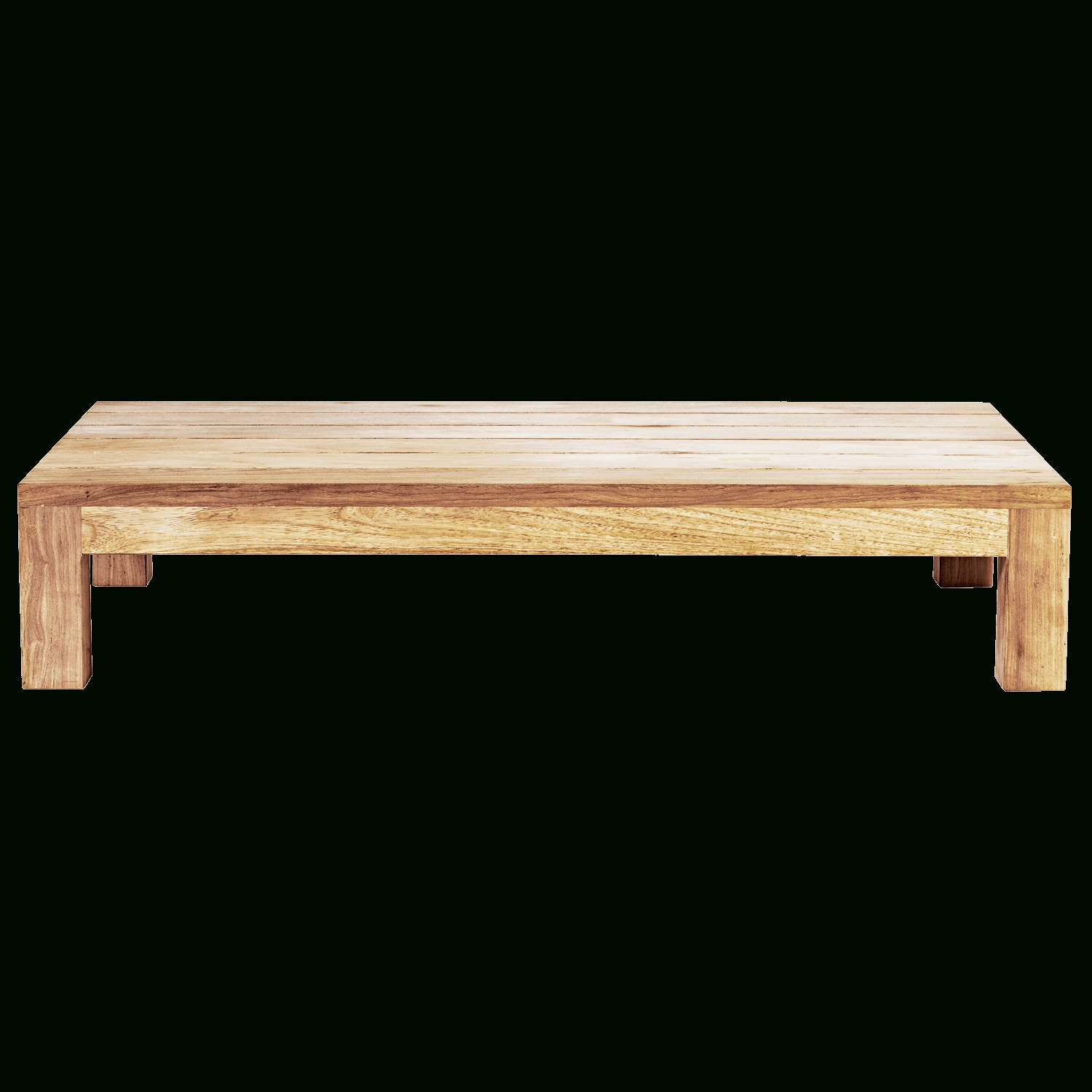 Chunky Coffee Table - Robert Plumb Store inside Chunky Coffee Tables (Image 2 of 30)