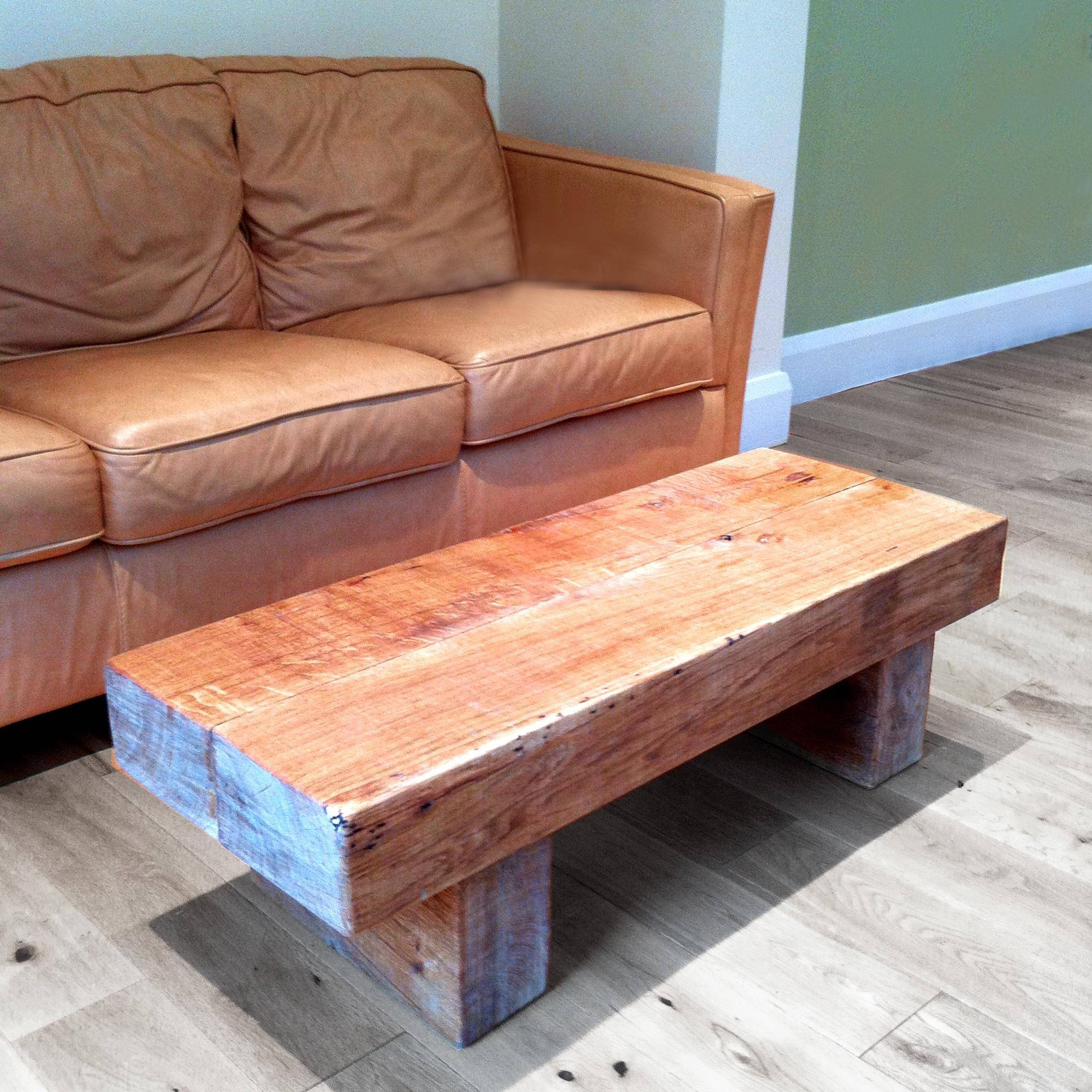 Chunky Oak Coffee Table In Uk - Look Here — Coffee Tables Ideas in Chunky Oak Coffee Tables (Image 9 of 30)