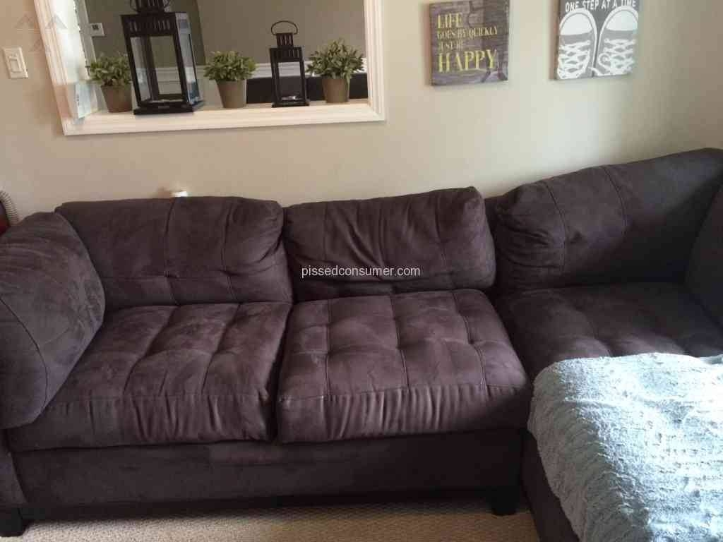 Featured Photo of Cindy Crawford Home Sectional Sofa