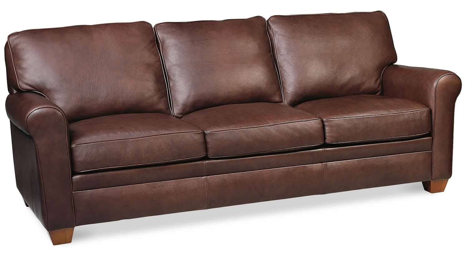 Circle Furniture - Braxton Sofa | Leather Sofas Danvers | Circle inside Braxton Sofa (Image 28 of 30)