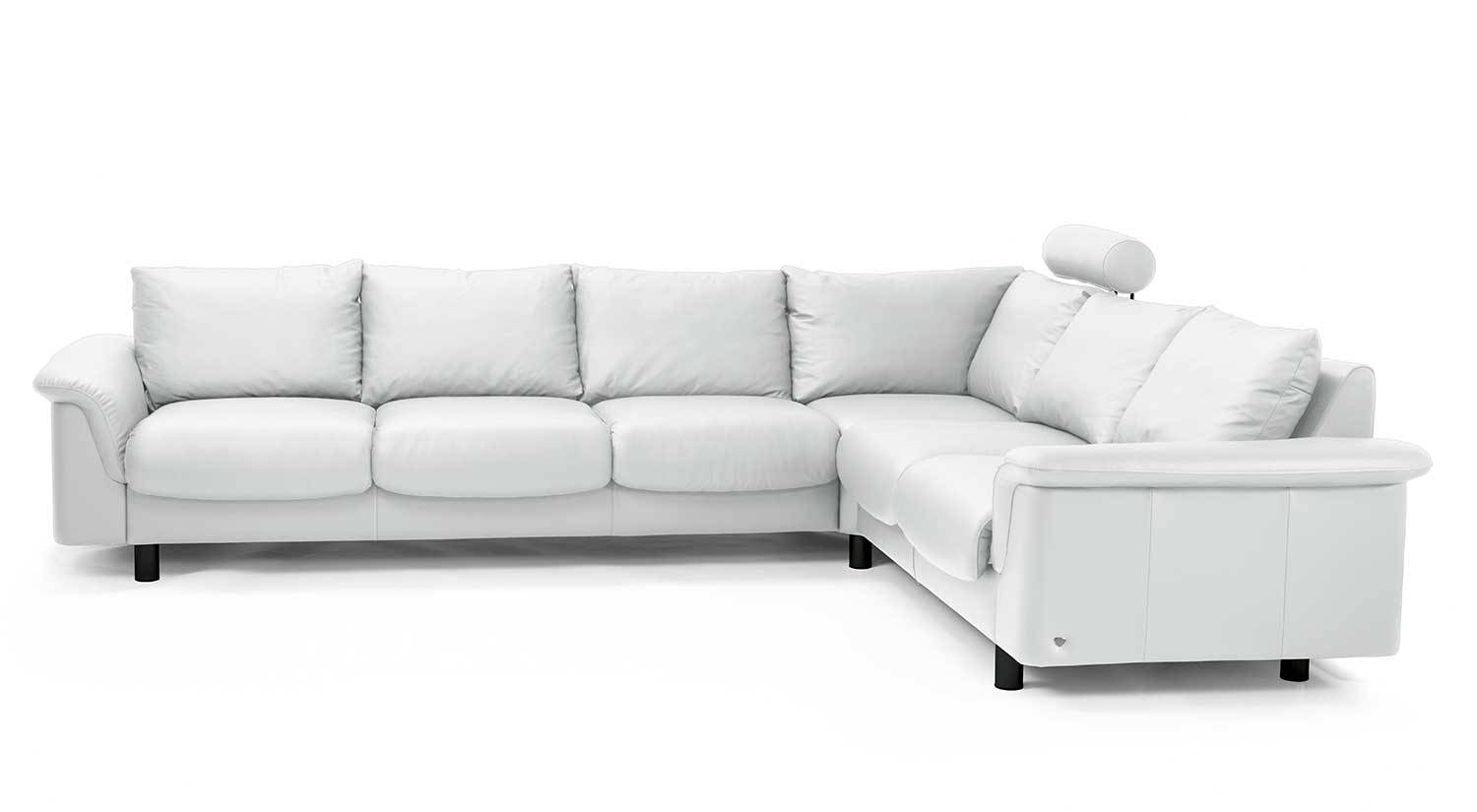Circle Furniture - E300 Ekornes Sectional | Designer Sectionals Ma regarding Ekornes Sectional Sofa (Image 6 of 30)