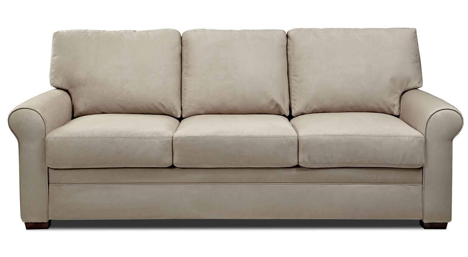 Circle Furniture - Gina Comfort Sleeper | Sleep Sofas | Sleeper pertaining to Comfort Sleeper Sofas (Image 5 of 30)