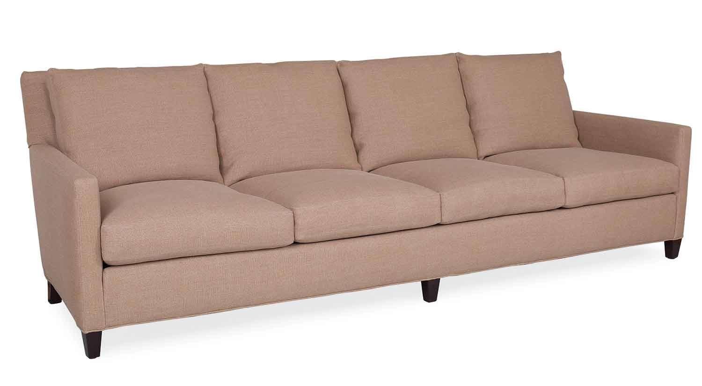 Circle Furniture - Maddie 4 Seat Sofa | Long Sofas Boston | Circle inside 4 Seat Couch (Image 9 of 30)