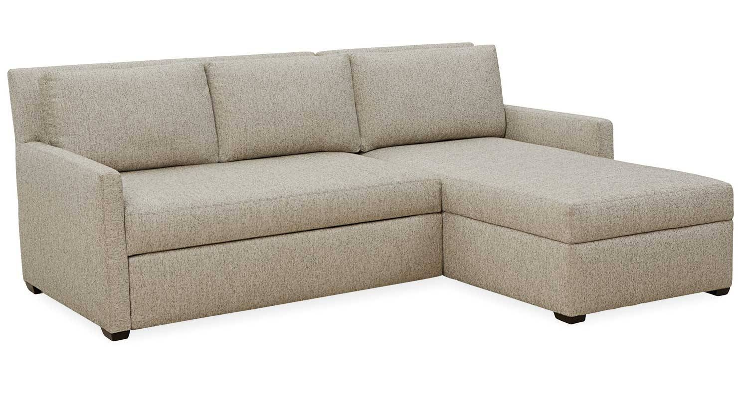 Circle Furniture - Sleeper Sofa | Sectional Sleepers | Circle intended for Austin Sectional Sofa (Image 6 of 30)