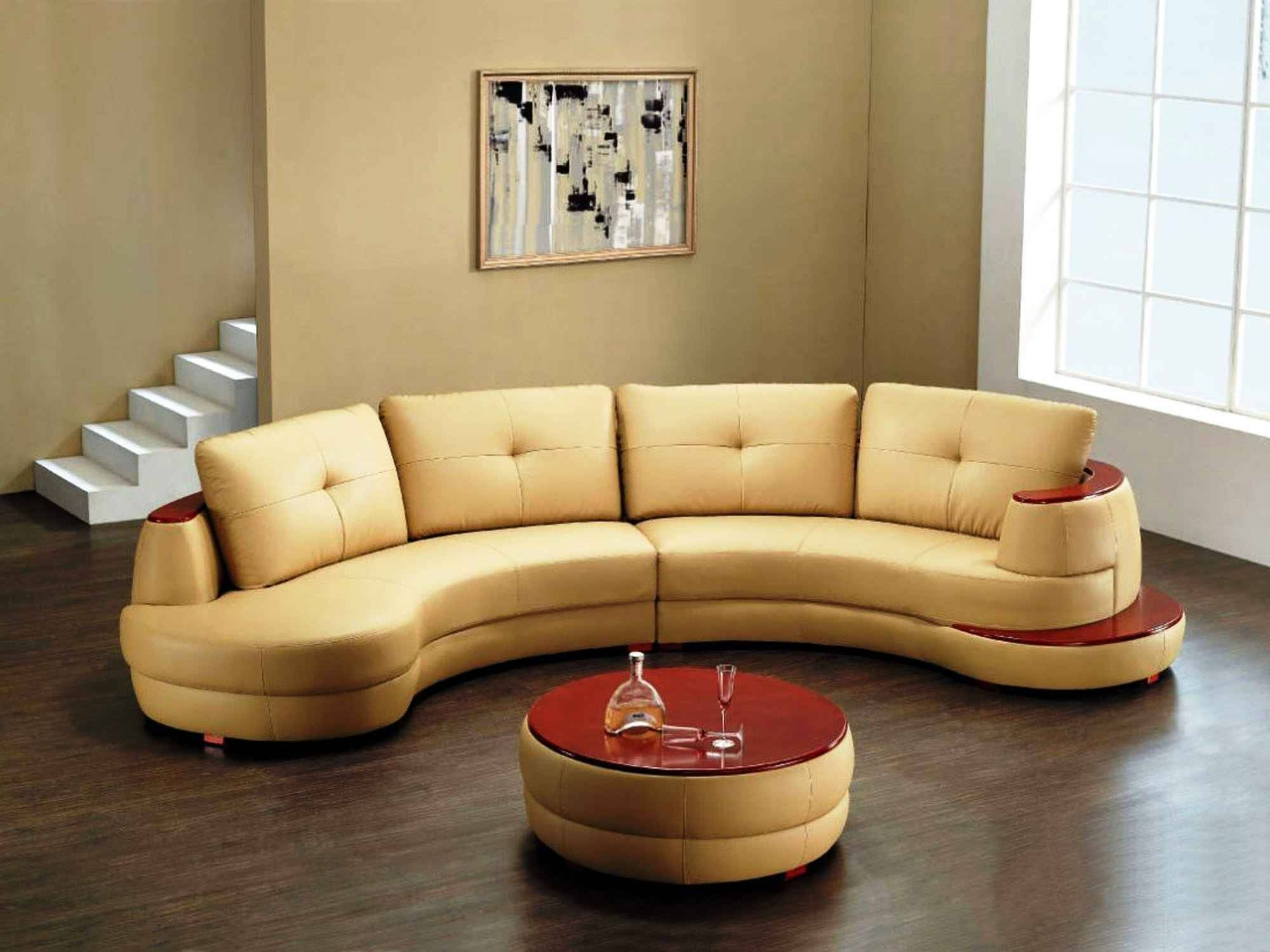 Circular Sofa Chair | Sofas Decoration pertaining to Round Sofa Chairs (Image 3 of 15)