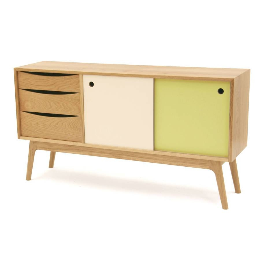 Classic Mid Century Sideboard With Drawersjames Design with Retro Sideboards (Image 7 of 30)