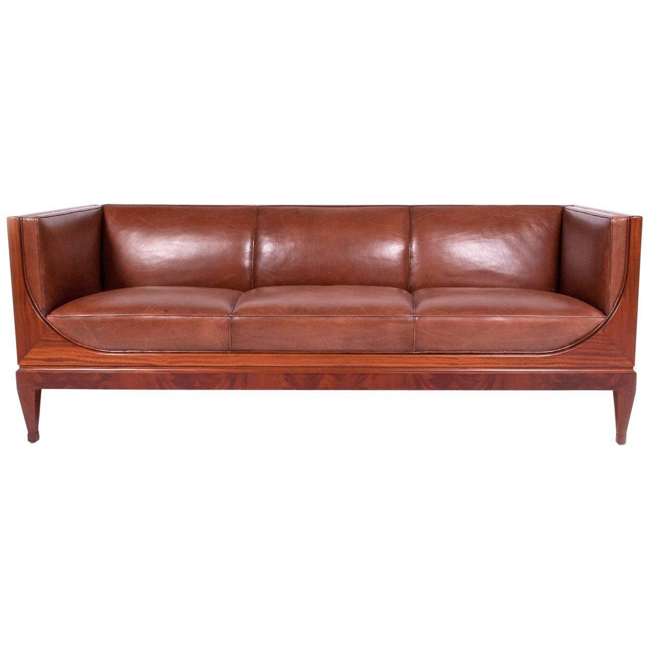 Classic Sofafrits Henningsen, 1930S For Sale At 1Stdibs pertaining to 1930S Couch (Image 9 of 30)