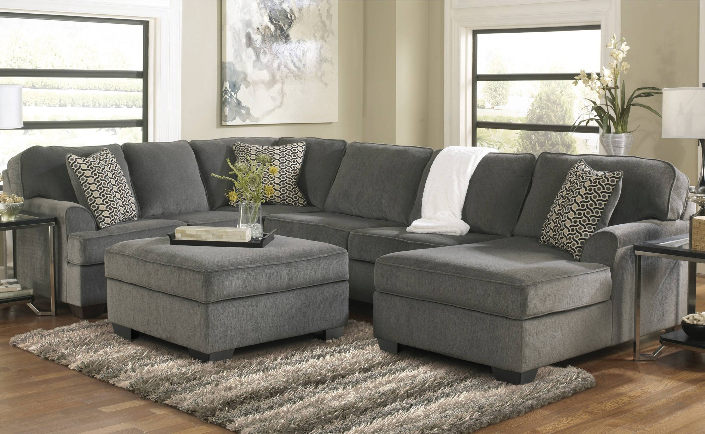 Clearance Furniture In Chicago | Darvin Clearance inside Closeout Sectional Sofas (Image 4 of 30)