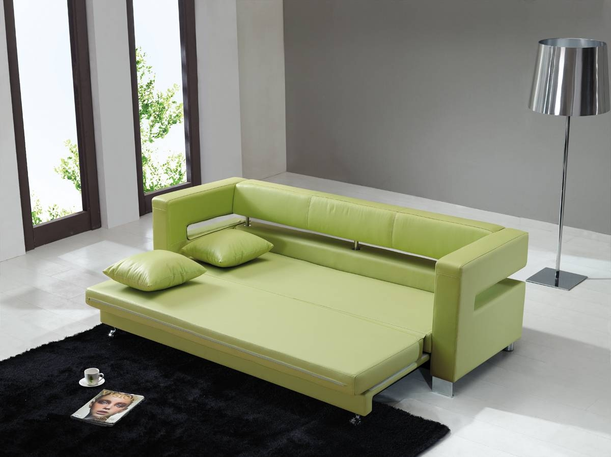 Click Clack Sofa Bed | Sofa Chair Bed | Modern Leather Sofa Bed pertaining to Pull Out Sofa Chairs (Image 2 of 30)